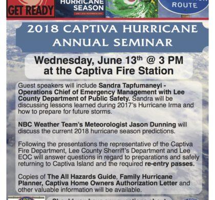 Hurricane Seminar!!